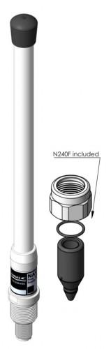 AC Antennas NAVTEX3e, Antenne für 490 kHz, 518 kHz und 4.209,5 kHz