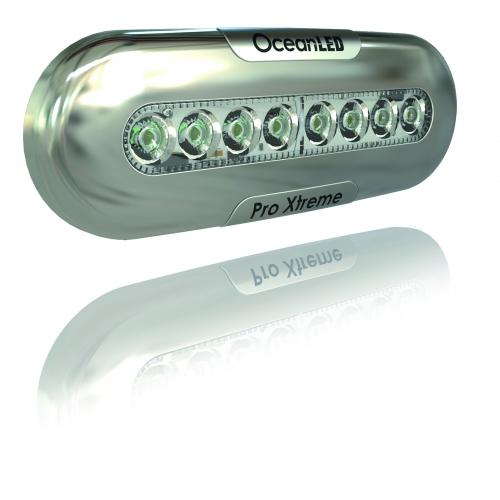 Amphibian A8 Pro Xtreme, Unterwasser-LED, weiß