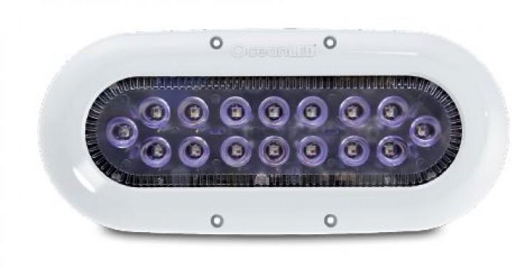 X16 Beleuchtung, Farbe weiß
