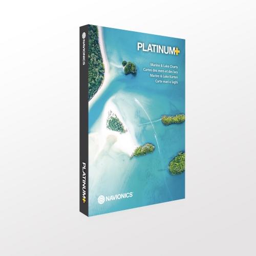 Navionics Platinum XL³ - MSD