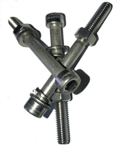 RR Schraubensatz M6 x 60