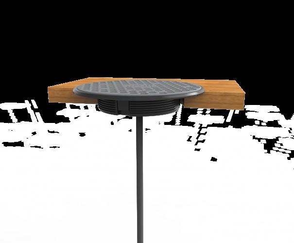 ROKK Wireless QI-Ladegerät SC-CW-02