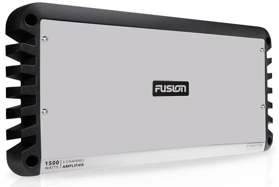 FUSION SG-DA61500, 6-Kanal Marine Verstärker