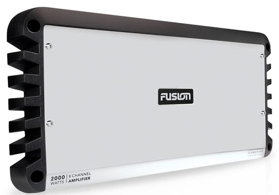 FUSION SG-DA82000, 8-Kanal Marine Verstärker