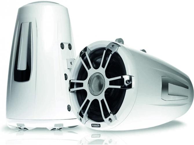 FUSION SG-FLT882SPW Signature Wake Tower Lautsprecher, weiß, 330 Watt