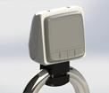 SPR-1i-RM, Pod für Reling für 1 Instrument