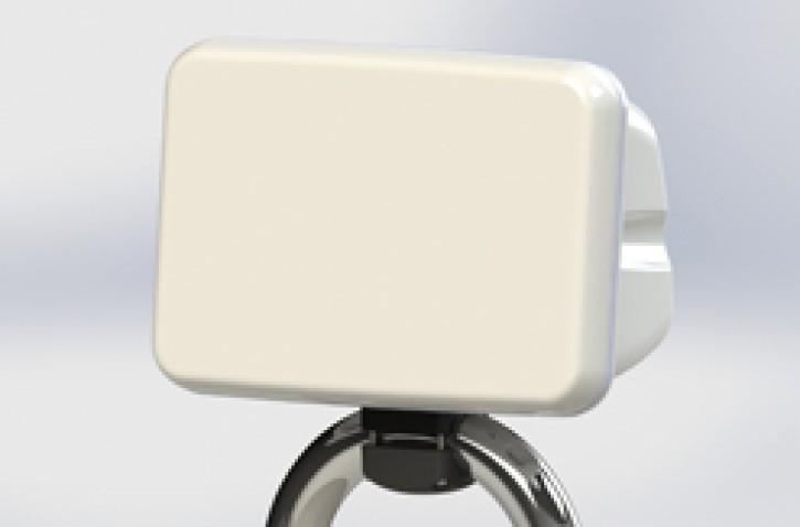 """SPR-7-RM, Pod für Reling für 1 x 7"""" Anzeige"""