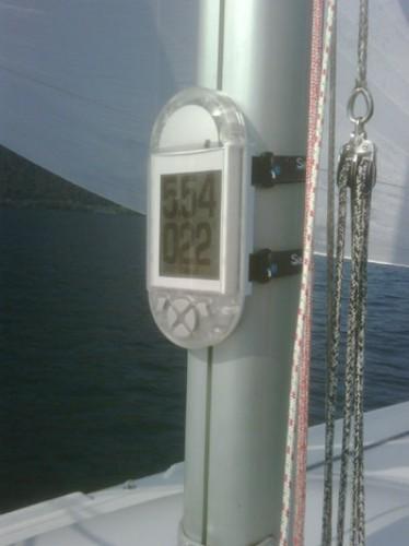 SailBrain GPS-System PLOT Version