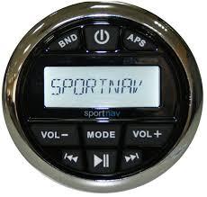 Bluetooth®-Media Center Sportnav, SPOH820