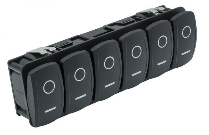 VMM12 MPower 12-fach Schalter (ohne Tasten)