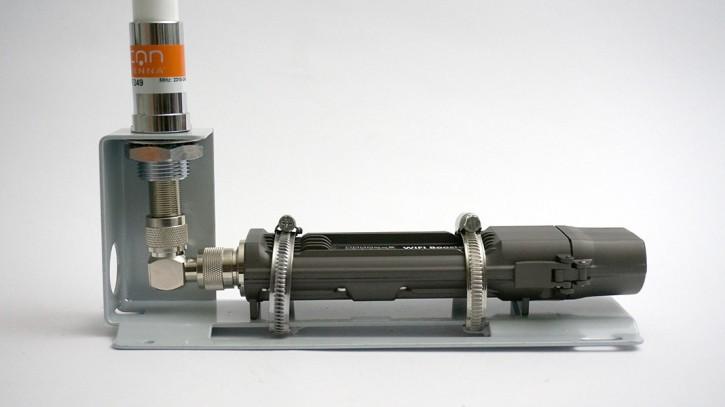 MSM-01 Halterung für Booster für Mast oder Saling