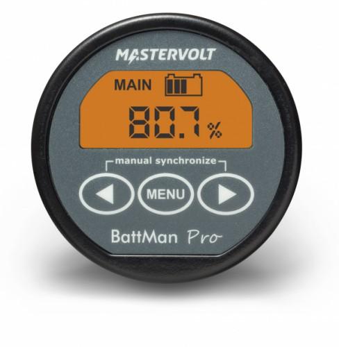 BattMan Pro, 12/24 V DC