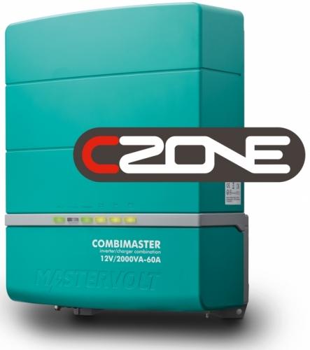 CombiMaster 12/2000-60 (230 V), 12 V, 3.000 W, 60 A