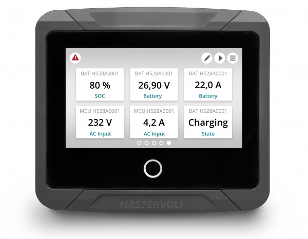 Easyview 5 mit Touchscreen Display