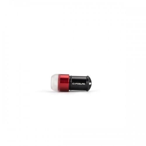 SPOT ME-R Blitz-Notlicht rot