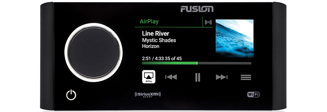 FUSION MS-RA770 Apollo Apple Air Play