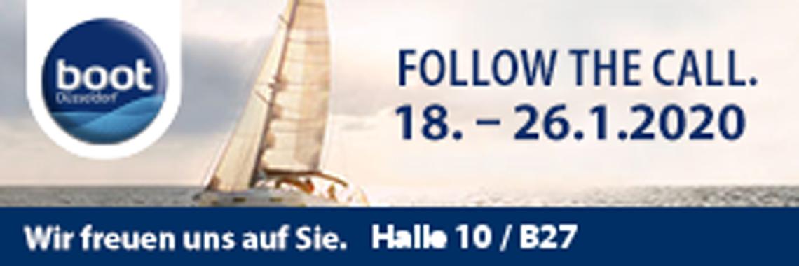 BOOT 2020 - Hallenplan
