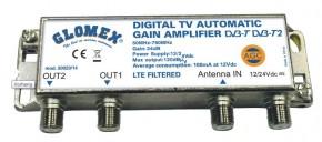 GLOMEX V9125 AGCU, TV- und Radioantenne