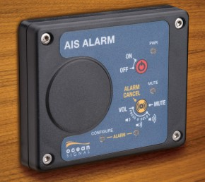 Ocean Signal AIS Alarm