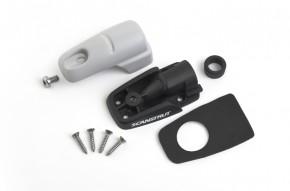 DS-H10, Kabeldurchführung Kunststoff