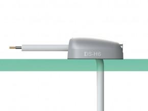 DS-H6, Kabeldurchführung Kunststoff