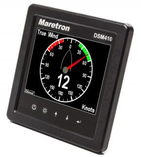 Maretron DSM410, schwarzes Gehäuse