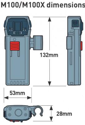 Ocean Signal M100X AIS MOB - ex geschützt