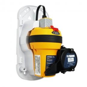 Ocean Signal rescueME EPIRB1 PRO, mit GPS, mit Floatfree-Gehäuse